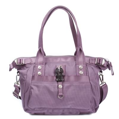 GG&L-DAYLER肩斜兩用包-芋紫