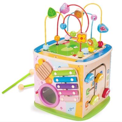 【ω-o2d】boby多功能玩具百寶箱 (12m+)