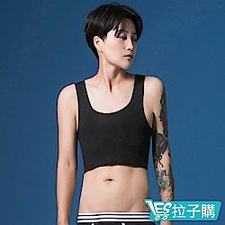 束胸 加強型掛鉤半身 LESGO