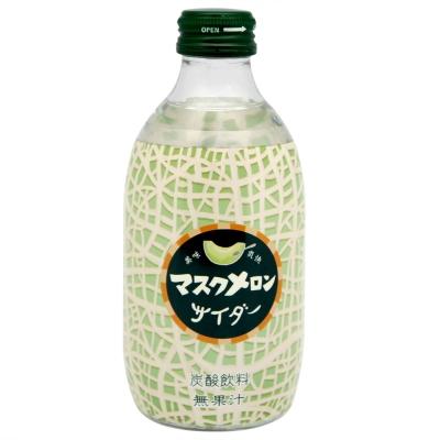 友傑飲料 哈密瓜風味蘇打飲料(300ml)