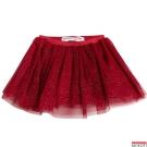 Minoti 英國 正紅色金蔥公主紗裙