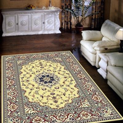 范登伯格 - 博斯 進口地毯 -荊棘之花(黃-中款) (140 x 200cm)