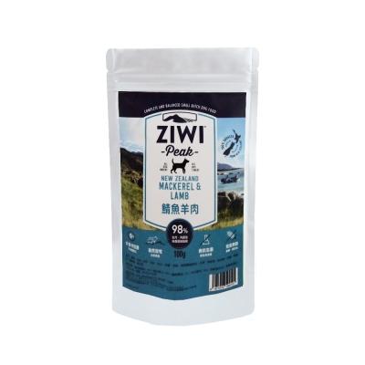 ZiwiPeak巔峰 98%鮮肉狗糧*鯖魚羊肉*100G