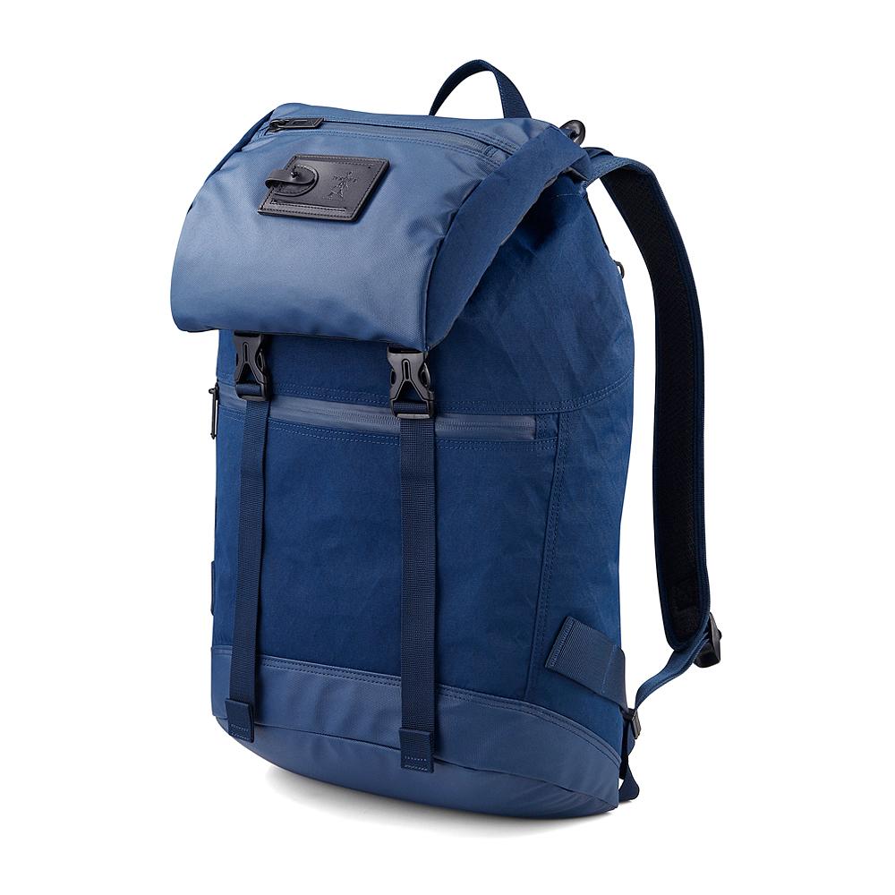 PORTER - 城市探險VENTURE高機能造型後背包 - 藍
