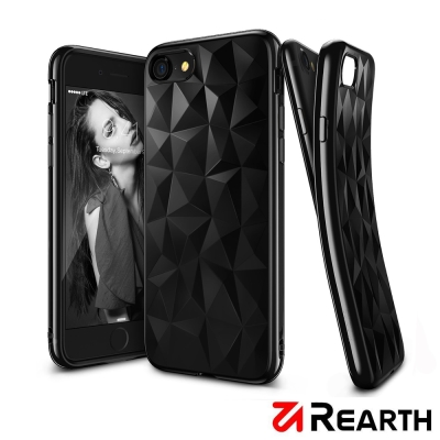 Rearth Apple iPhone 7/8 (Prism) 水晶保護殼(送保...