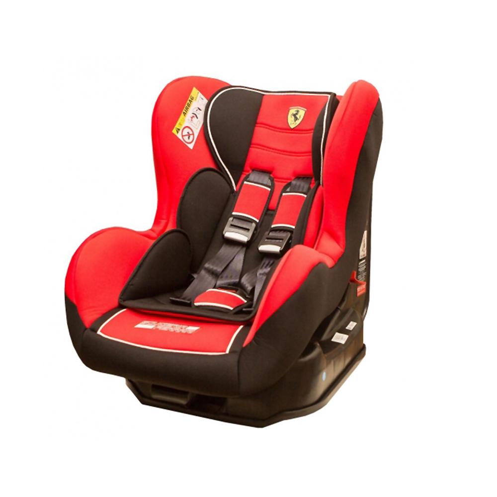 FERRARI 旗艦0~4歲汽車安全座椅 FB00299