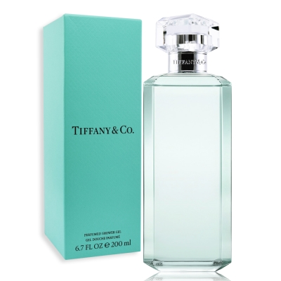 Tiffany & Co. 同名淡香精沐浴膠 200ml