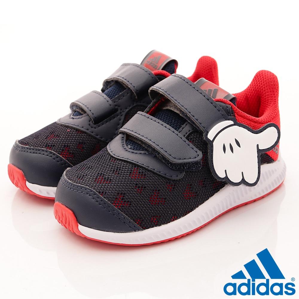 adidas童鞋迪士尼米奇聯名款QZE111藍寶寶段