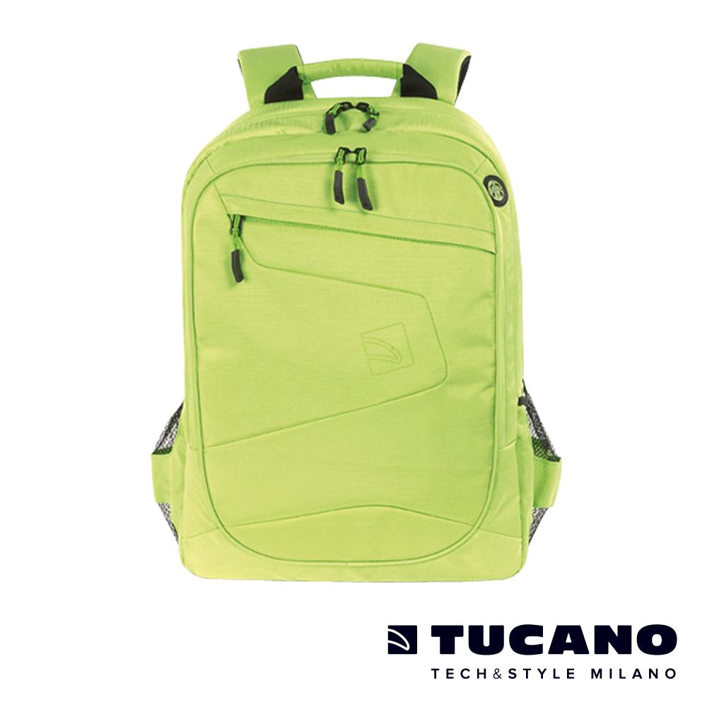 (停用)TUCANO LATO 15-17吋城市多功能收納後背電腦包- 綠