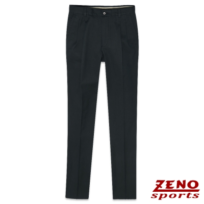ZENO 天竹纖維吸排抗UV打摺機能褲‧蒼灰30~42