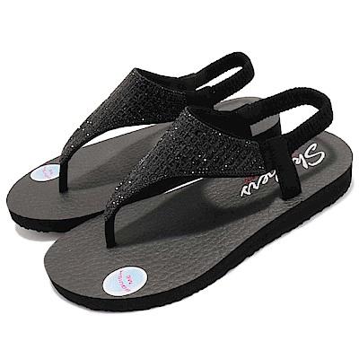Skechers 涼鞋 Meditation 休閒 女鞋