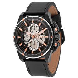 POLICE  機械之心三眼腕錶-14688JSBS-02/46mm