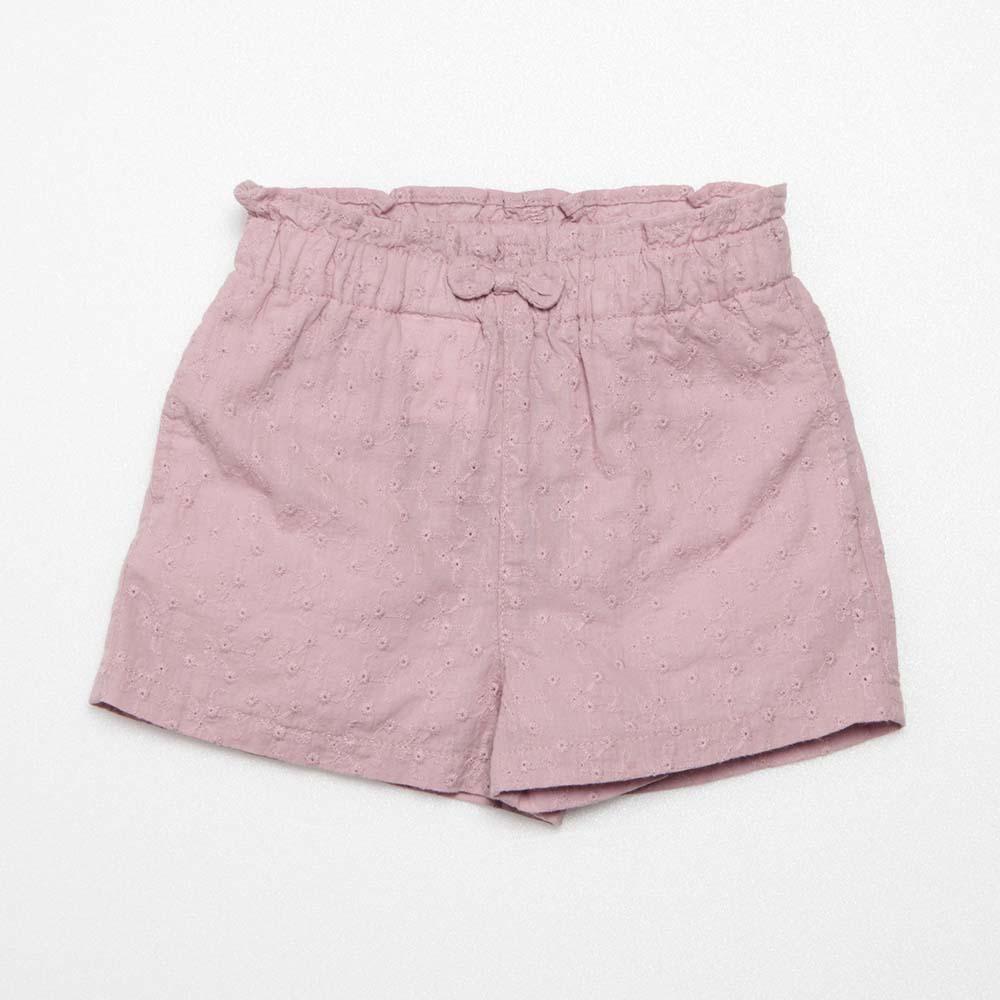 PIPPY 優雅寬鬆短褲 粉