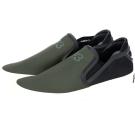 Y-3 LAVER SLIP-ON 撞色休閒便鞋(軍綠色)