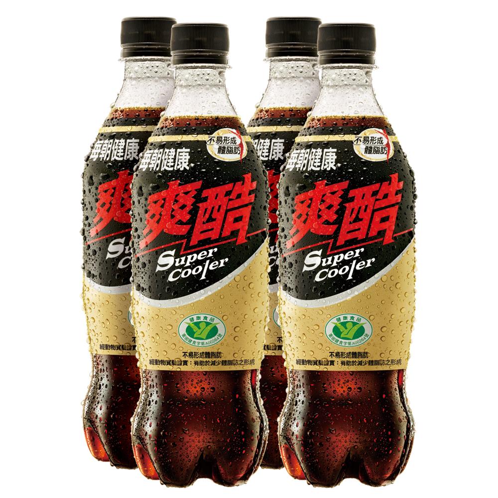 每朝健康 爽酷飲料(590mlx24入)