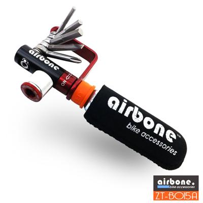 Airbone  ZT-B015A 多功能折疊工具CO2打氣筒