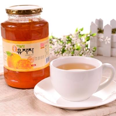 得福 鴻滕 蜂蜜柚子茶 1瓶 (1kg/瓶)