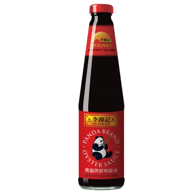 李錦記 熊貓鮮味蠔油(510g)