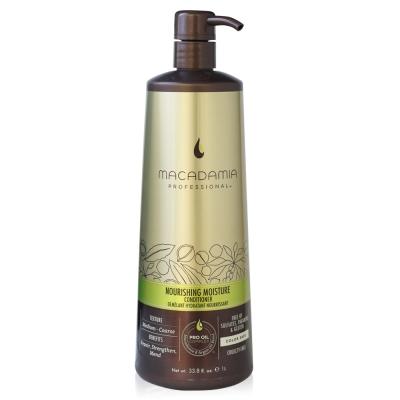 美國Macadamia 滋養保濕潤髮乳(潤澤)1000ml