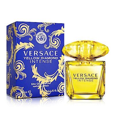 Versace 凡賽斯黃鑽女性淡香精(30ml)
