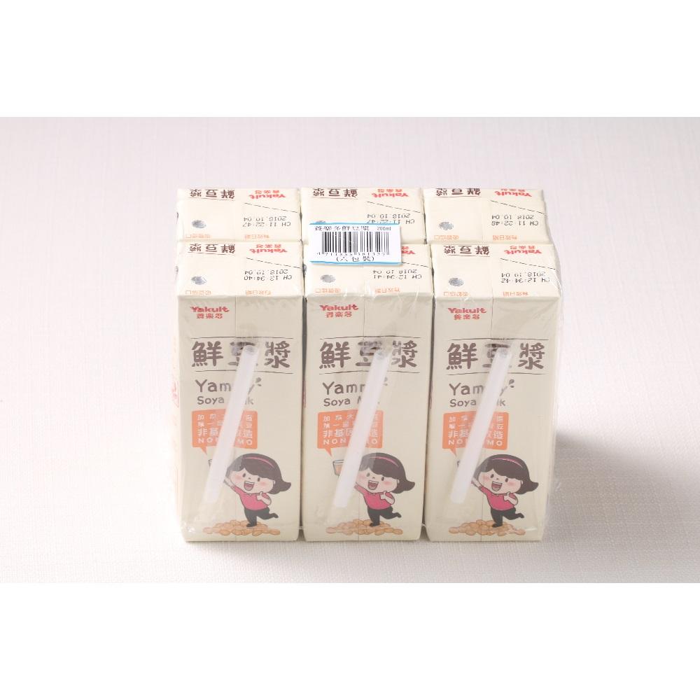 Yakult養樂多 鮮豆漿(200mlx24入)