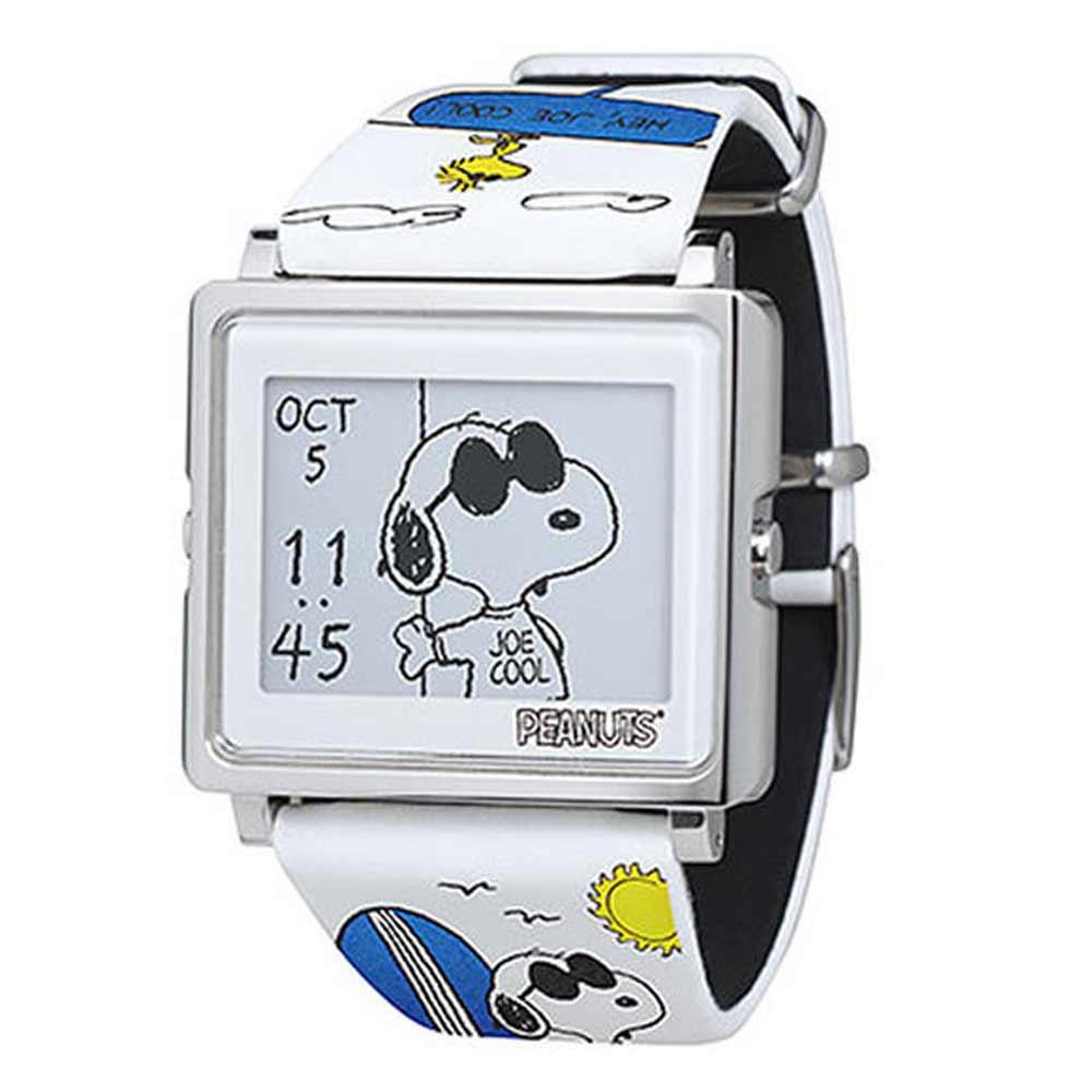 Smart Canvas Snoopy酷哥喬 電子紙腕錶