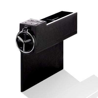 Conalife 車用隱藏式杯架收納置物盒(1入)