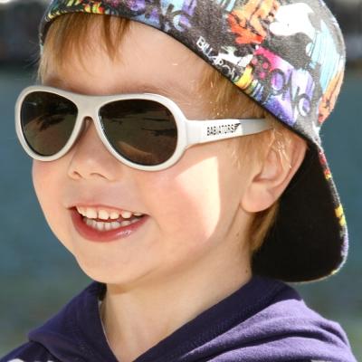 美國BABIATORS 嬰幼兒太陽眼鏡 天使白