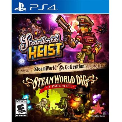 蒸汽世界 合輯 Steamworld Collection- PS4 英文美版