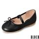 Bloch-澳洲蝴蝶結芭蕾舞鞋-黑色款