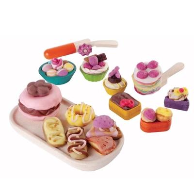 黏土模具-GMP BABY PLAN TOYS 黏土模具組-