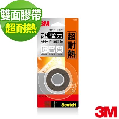 3M SCOTCH VHB超強力雙面膠帶18mm(耐熱專用)
