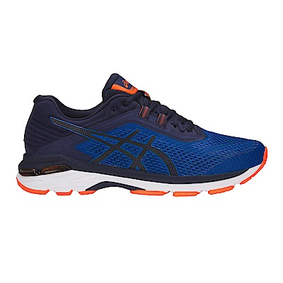 ASICS GT-2000 6 男 慢跑鞋 T805N-4549 藍