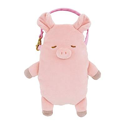 NEMU NEMU 粉紅豬手機卡夾包