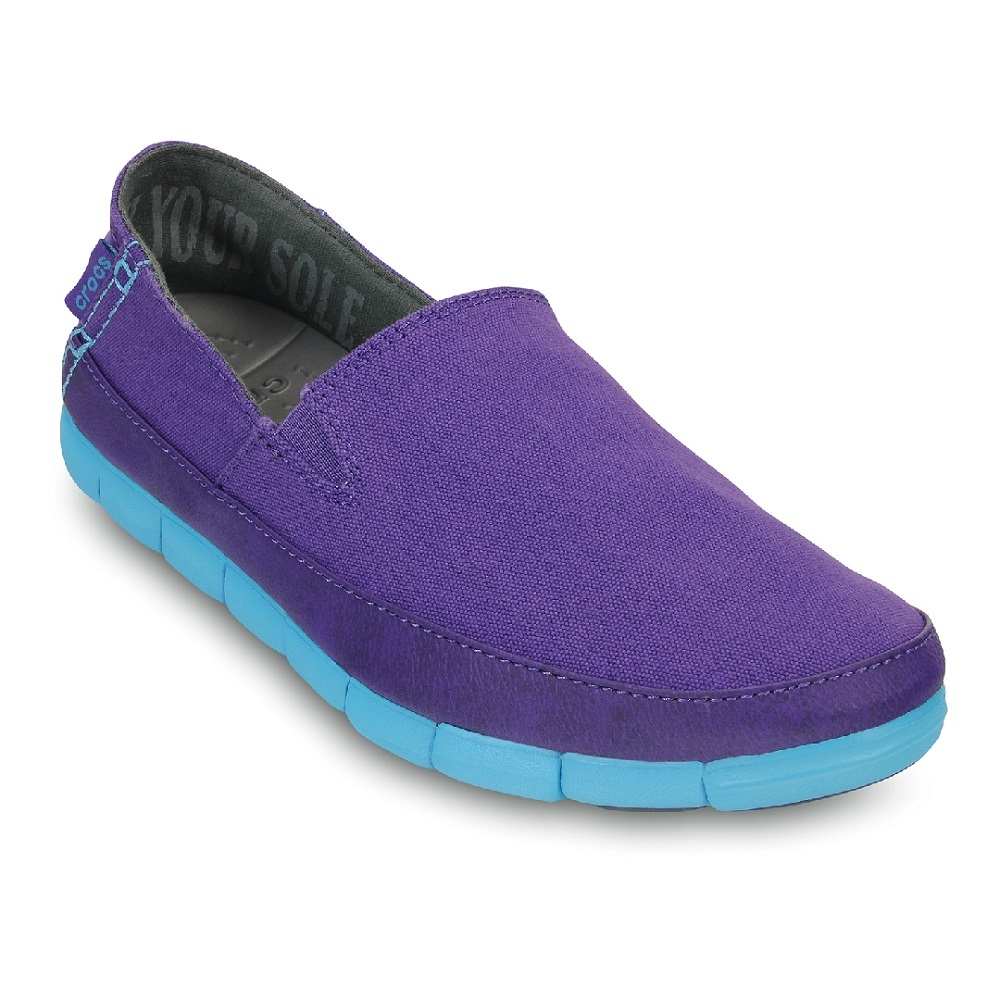 Crocs 卡駱馳 (女) 舒躍奇樂幅鞋-15318-5B5