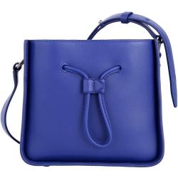 3.1 Phillip Lim Soleil Bucket 束口水桶包(Mini/藍色)