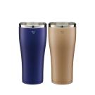象印*0.6L 不鏽鋼真空保冰保溫杯(SX-DD60)(無杯蓋)(8H)
