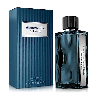Abercrombie & Fitch 湛藍男性淡香水50ml