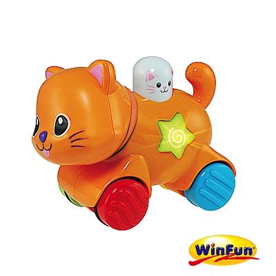 WinFun 學步淘氣小貓咪