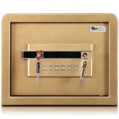 聚富 商務型保險箱金庫防盜電子式密碼鎖保險櫃(36BQ)