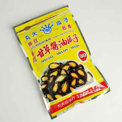 丸天 甘草醬油瓜子(300g)