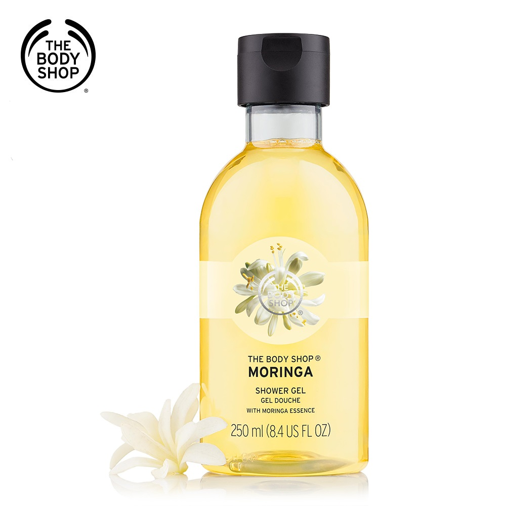 The Body Shop 辣木籽更新沐浴膠 -250ML product image 1