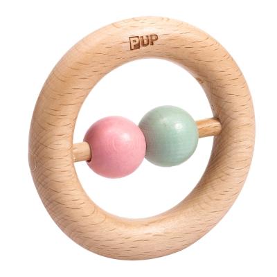 奇哥PUP-安撫手搖鈴-雙珠