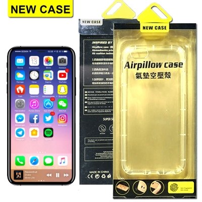 NEW CASE iPhone X 氣墊空壓殼