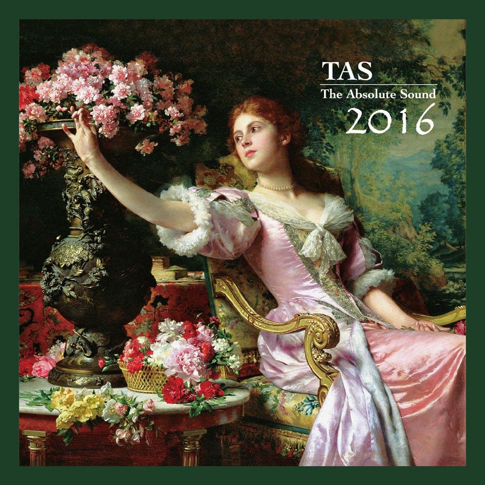 絕對的聲音TAS 2016 CD