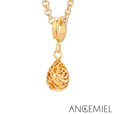 Angemiel安婕米 925純銀項鍊 奢華古典