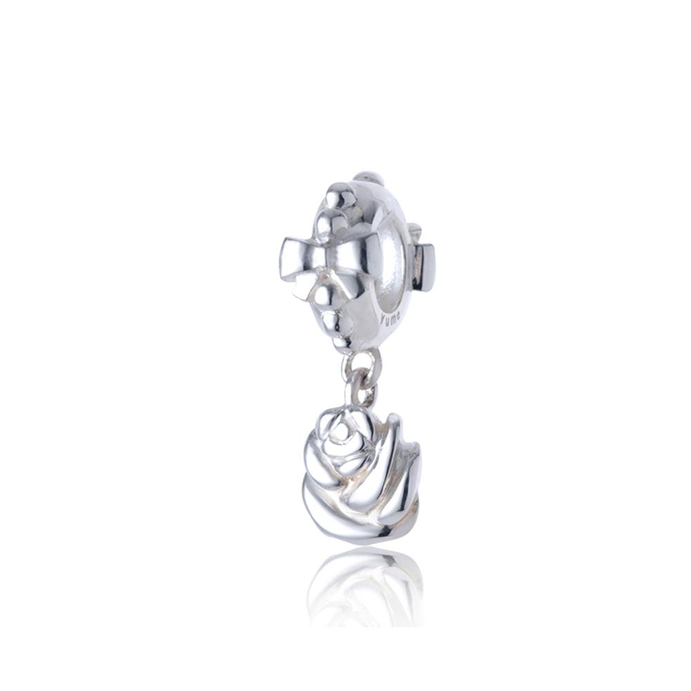 YUME Beads-童話公主系列-貝兒的玫瑰花
