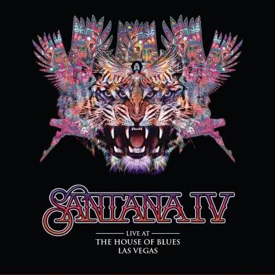 聖塔納樂團 - 藍調之家演唱會 2CD+DVD