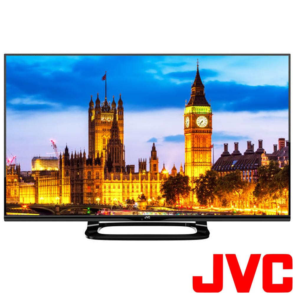 JVC 65吋 連網液晶顯示器+視訊盒 65S