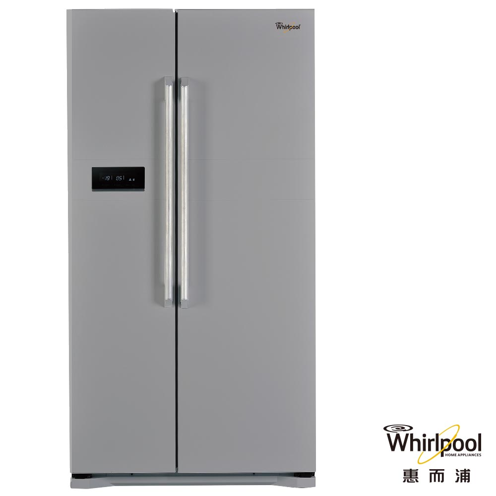 Whirlpool惠而浦576L對開電冰箱WFSS576G